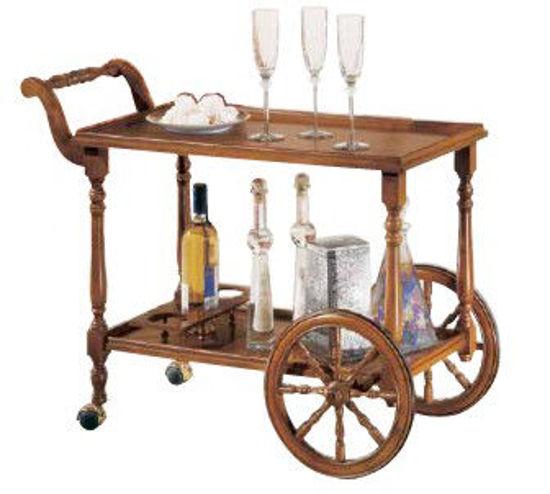 Obrázek Barový servírovací vozík