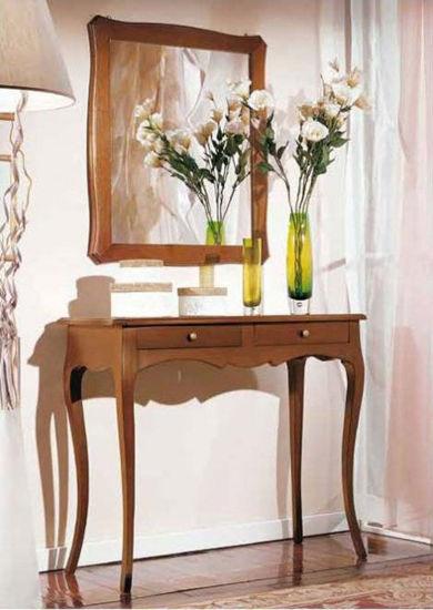 Obrázek Konsole a zrcadlo