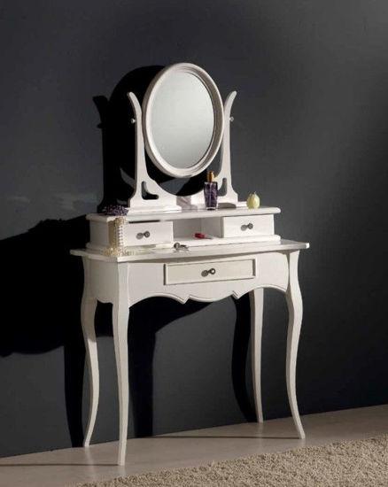 Obrázek Konsol + zrcadlo, 2 šuplíky