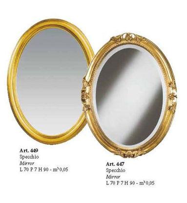 Obrázek Zrcadlo oválné