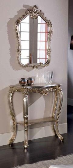 Obrázek Zrcadlo + konsola
