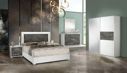Obrázek Ložnice Denise white oxide 4