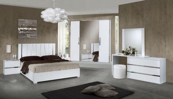 Obrázek Ložnice Eva white 1