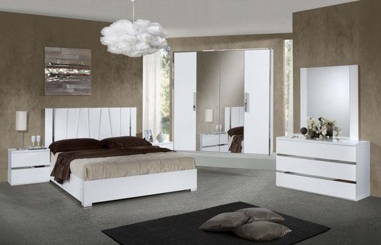 Obrázek Ložnice Eva white 2