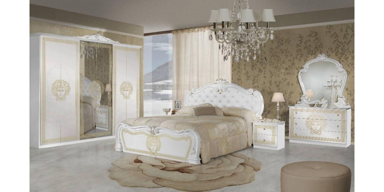 Ložnice Vilma bílá.