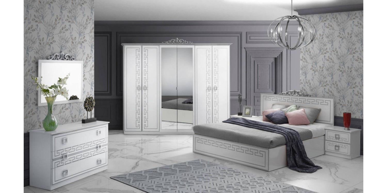 Ložnice Olimp bílá.