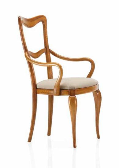 Obrázek Židle s područkou