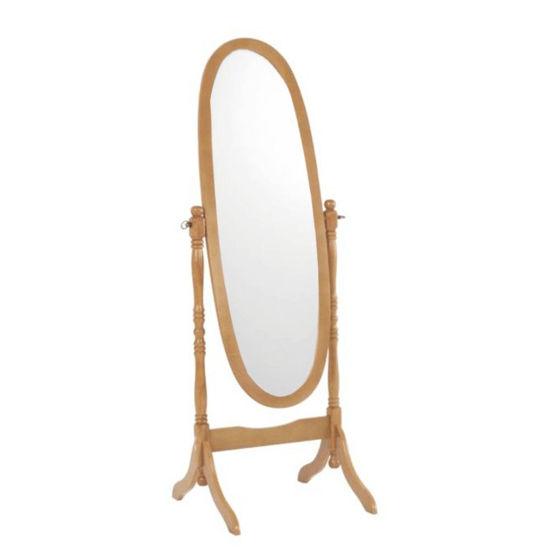 Obrázek Stojanové zrcadlo - Dub