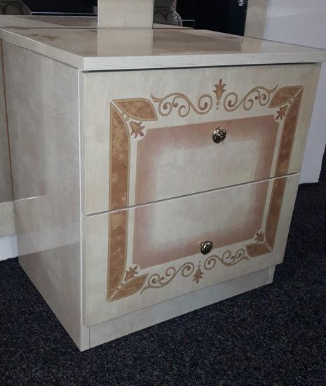 Obrázek Noční stolek Luisa opaco